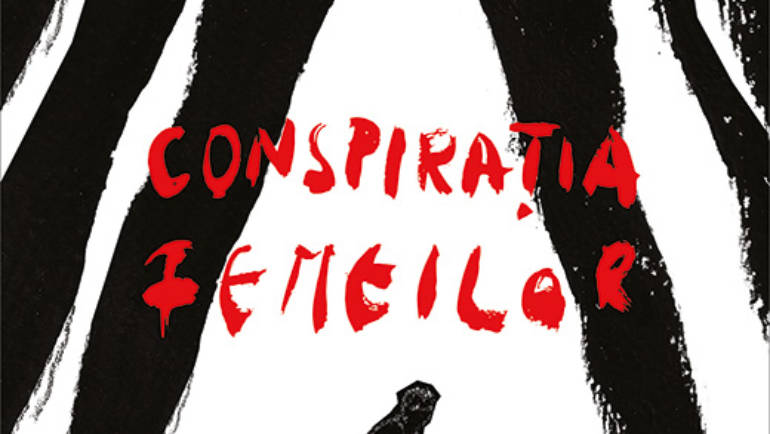 """Pre-lansare """"Conspirația femeilor"""" – #frontuldecarte"""