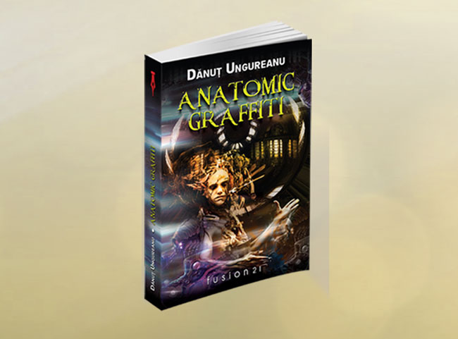 """Lansare de carte: """"Anatomic Graffiti"""""""
