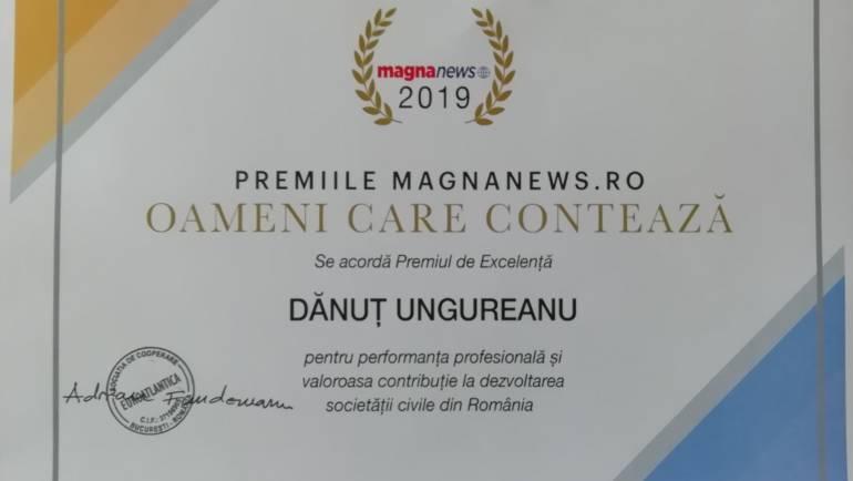 Premiile de excelență magnanews.ro
